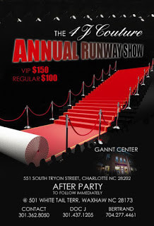 THE 4J COUTURE ANNUAL FASHION SHOW: 04.21.12