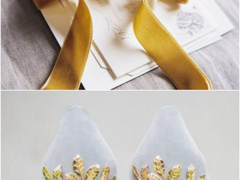 Wedding Trend: Velvet