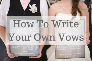 how-to-write-your-own-vows