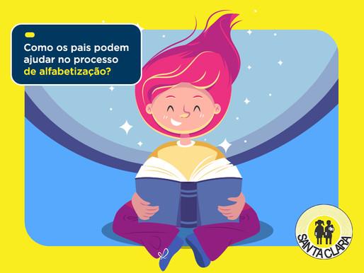 Como os pais podem ajudar no processo de alfabetização?