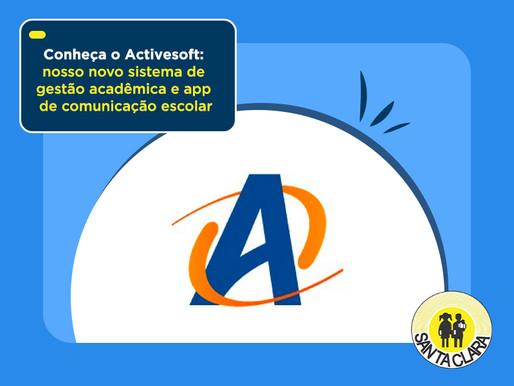 Conheça o Activesoft: nosso novo sistema de gestão acadêmica e app de comunicação escolar