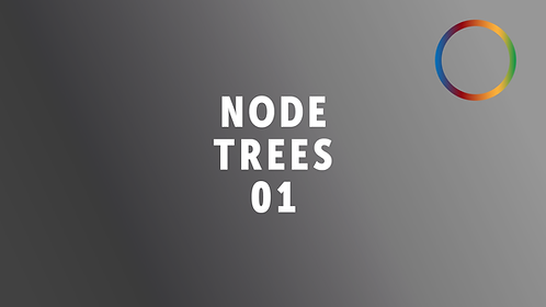 NodeTrees 01 PowerGrade Pack