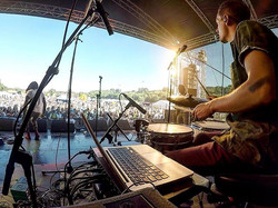 #corbridgefestival #ludwigdrums #festival #ludwigdrumsuk #hybriddrums
