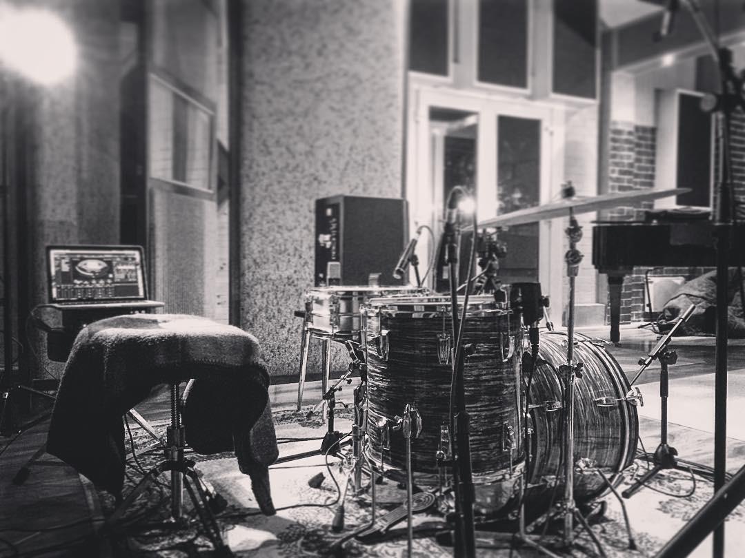 Drum Kit session.