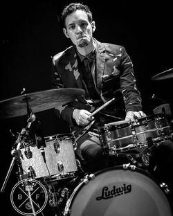 #face __ludwigdrums_uk __ludwigdrumshq __sunhouseinc __benfarmanphotography _#drums #drummer #ludwig
