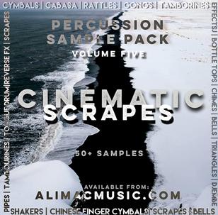 Sample Pack - Cinematic Scrapes