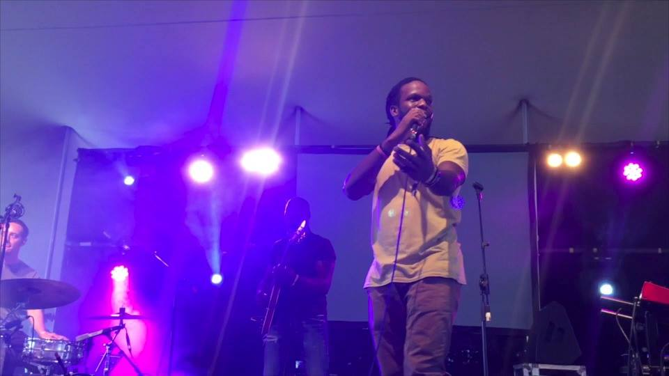 THABO in Chai Wallahs @ Shambala Festival 2017