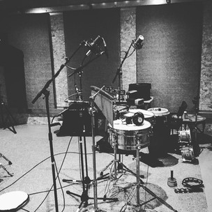 Timbales session.