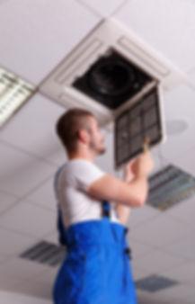 équipe professionel,ventillation, expert en nettoyage de système de chauffage
