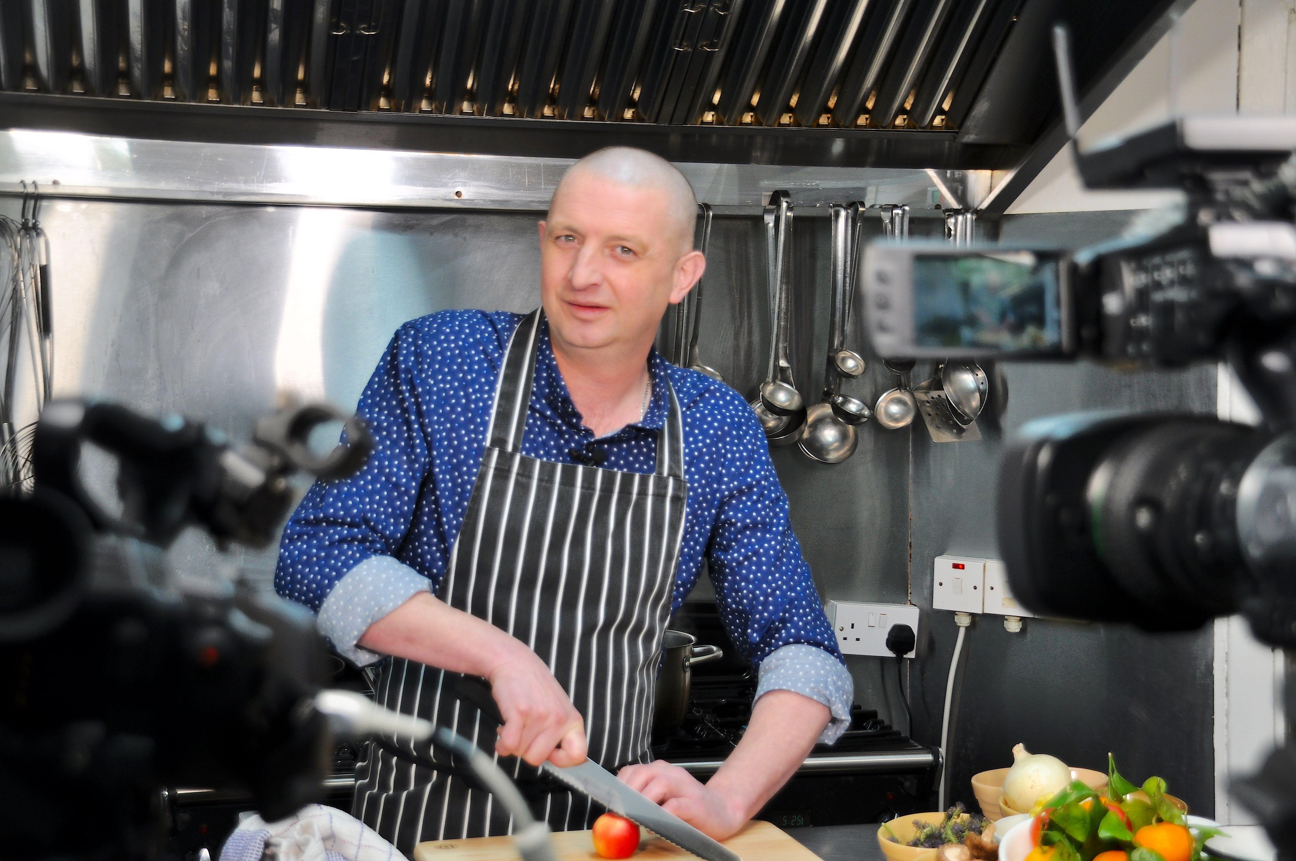 Chef Phelim Byrne