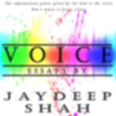 Voice (Essays by Jaydeep Shah) - Audiobo