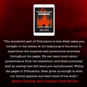 San Francisco Book Review: Tribulation (Cops Planet #1)