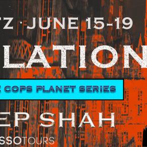 BOOK BLITZ: Tribulation (Cops Planet #1)