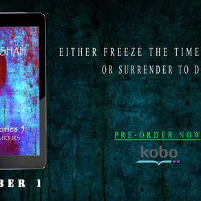 The Haunting Hours - Final Book in Horror Stories Series [Available for preorder on Kobo]