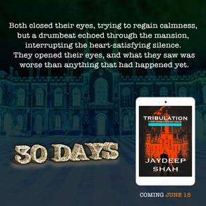 30 DAYS: Tribulation (Cops Planet #1)