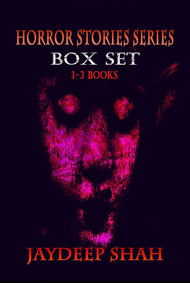 Horror Stories Series - Box Set - (1-3 B