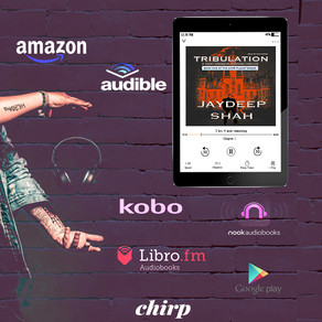 AUDIOBOOK ALERT! Tribulation (Cops Planet #1)