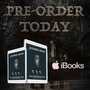 PRE-ORDER: Evils Are on the Hunt [iBooks]