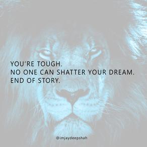 You're Tough.