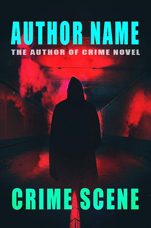 Crime Scene (PREMADE COVER)