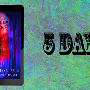 Horror Stories 4: Terror at Your Door [5 DAYS TO GO]