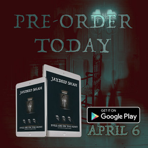 PRE-ORDER: Evils Are on the Hunt [Google Play]