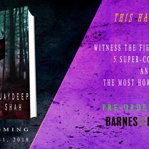 Specter Files [PRE-ORDER] Barnes & Noble