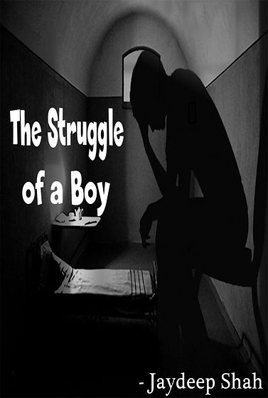 The Struggle of a Boy - cover.jpg