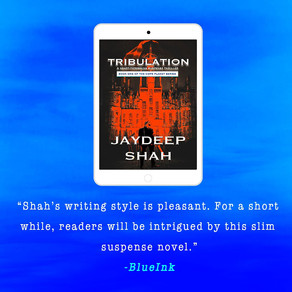 BlueInk Review: Tribulation (Cops Planet #1)