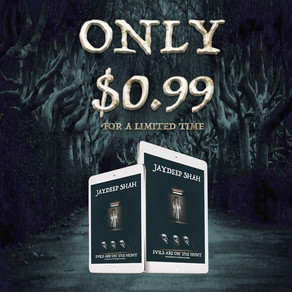 Only $0.99: Evils Are on the Hunt