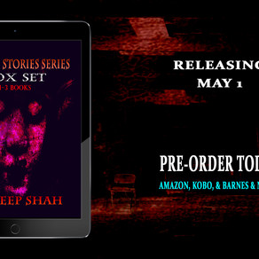 90 Scary Tales in 1 Book - Horror Stories Series Box Set [PRE-ORDER - Amazon, Kobo, Barnes & Noble]