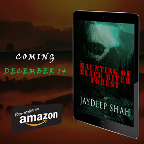 PRE-ORDER: The Haunting of Black River Forest (Amazon, and Barnes & Noble)