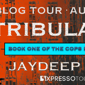 BLOG TOUR: Tribulation (Cops Planet #1)