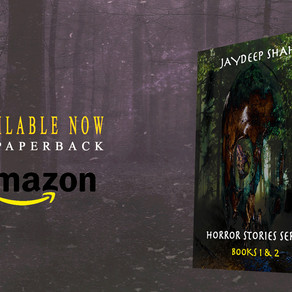Horror Stories Series [Books 1 & 2] - Available Now in Paperback