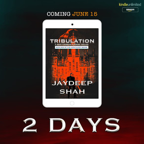 2 DAYS: Tribulation (Cops Planet #1)