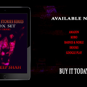 Horror Stories Series [3 Books] Box Set - AVAILABLE NOW