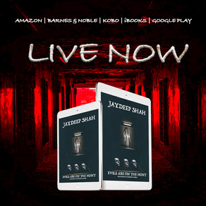 LIVE NOW - Evils Are on the Hunt
