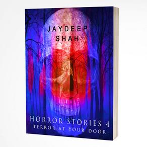 Horror Stories 4: Terror at Your Door (NEW BOOK COVER)
