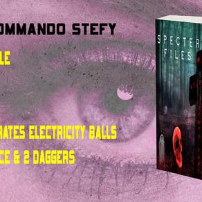 Super-Commando Stefy [Specter Files]