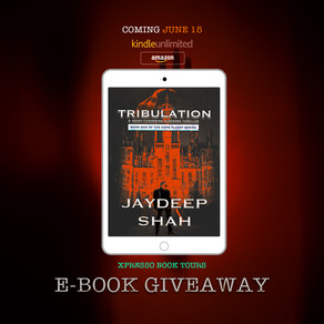 eBook Giveaway on Xpresso Book Tours: Tribulation (Cops Planet #1)