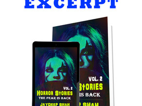 EXCERPT: The Fear Is Back (Horror Stories #2)