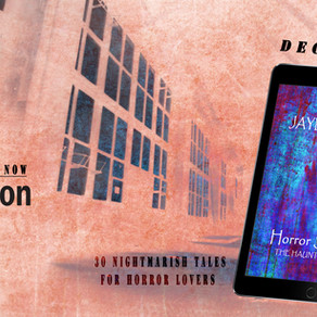 The Haunting Hours || #preorder Starts on Amazon