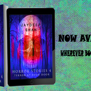 Horror Stories 4: Terror at Your Door [NOW AVAILABLE]