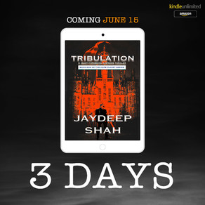 3 DAYS: Tribulation (Cops Planet #1)