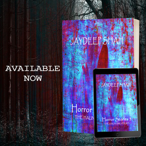 Horror Stories 5: The Haunting Hours (Available Now)
