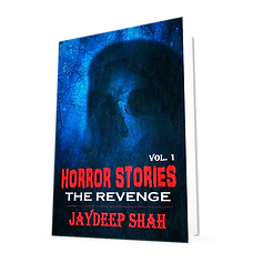 The Revenge - Horror Stories #1 - Excerp