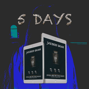 5 DAYS - Evils Are on the Hunt
