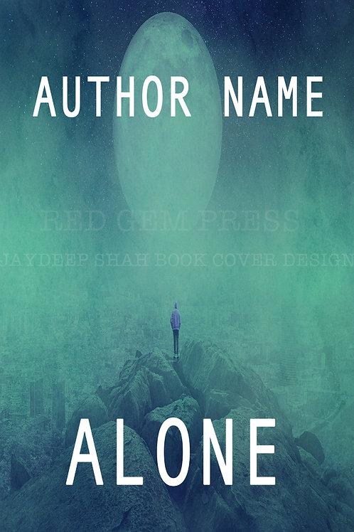 PREMADE COVER: Alone