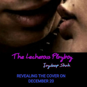 The Lecherous Playboy (Cover Reveal/December 20)
