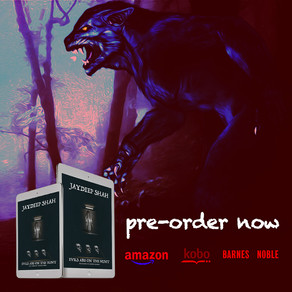 PRE-ORDER: Evils Are on the Hunt
